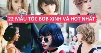 Các kiểu tóc bob đẹp hot nhất 2016 bạn gái nên biết 1