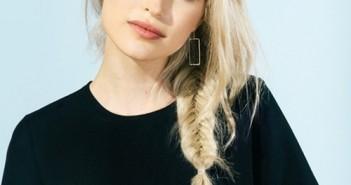 Cách têt tóc rối đẹp cá tính điệu đà cho ngày thu 9