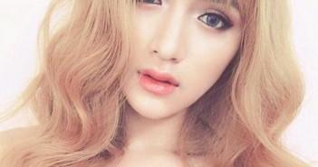 Màu tóc nhuộm đẹp của Hương Giang Idol làm khán giả mê mệt 7