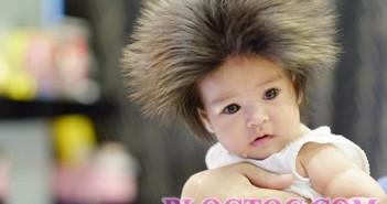 Mái tóc đẹp kỳ lạ cho bé mà ai nhìn vào cũng thích mê 7