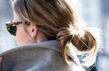 Cách búi tóc đẹp và đơn giản phù hợp với trang phục mùa đông bạn nên học hỏi 6