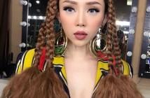 Những kiểu tóc độc đáo nhất của Tóc Tiên và Hồ Ngọc Hà khiến hàng triệu người tò mò 1